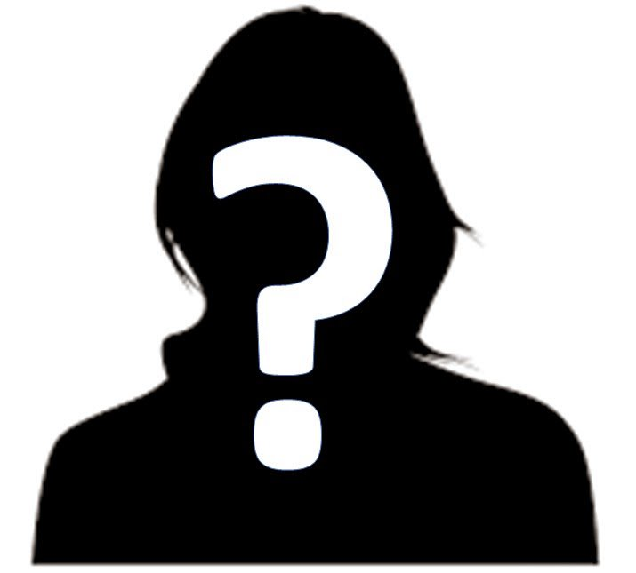 Mystery person image