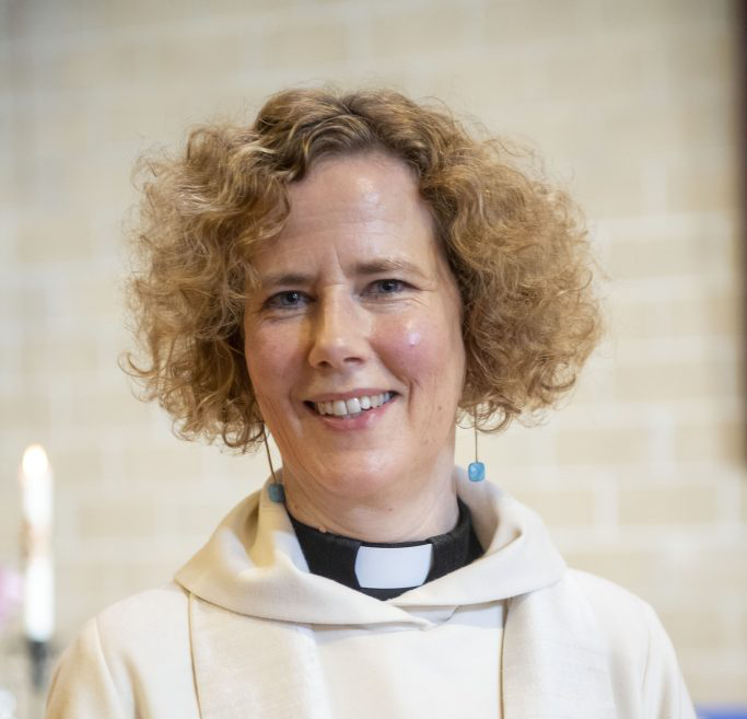 The Revd Margaret Cave